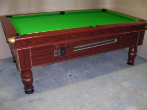 Excel Mayfair 7x4 Slate Bed Pub Pool Table